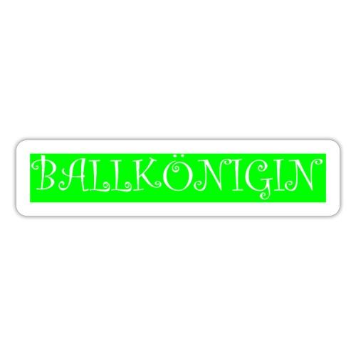 Ballkönigin - Sticker