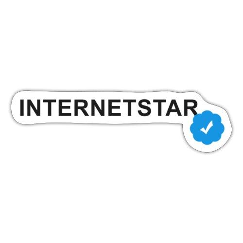 Internetstar - Sticker