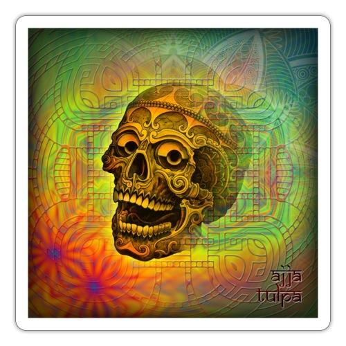 AJJA PSY TRANCE - Sticker
