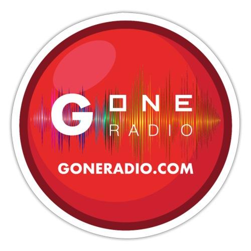 G ONE RADIO.COM - Autocollant