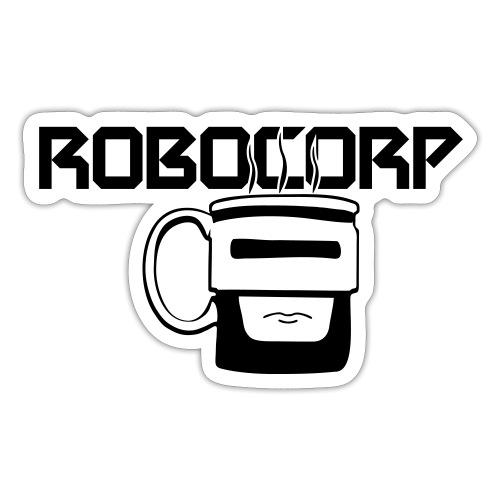 Robo corp - Naklejka