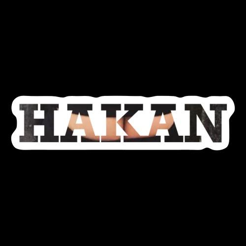 HakanAss - Sticker