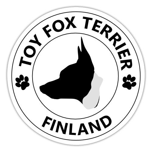 TFT Finland pää - Tarra
