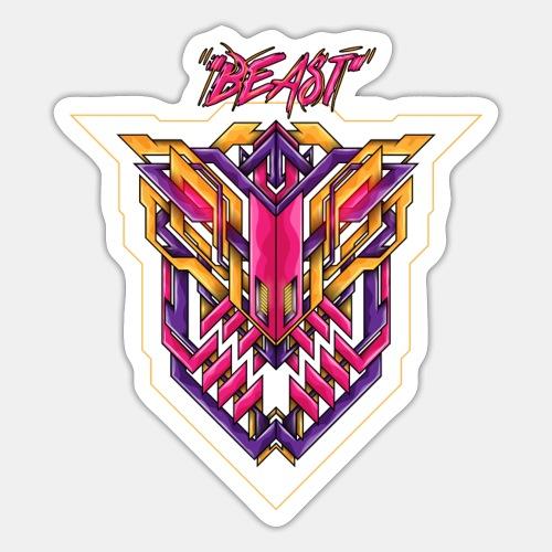 beast - Sticker