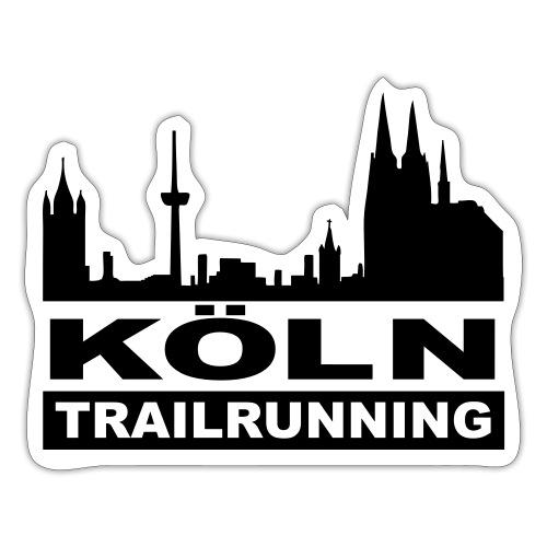Köln Trailrunning - Sticker