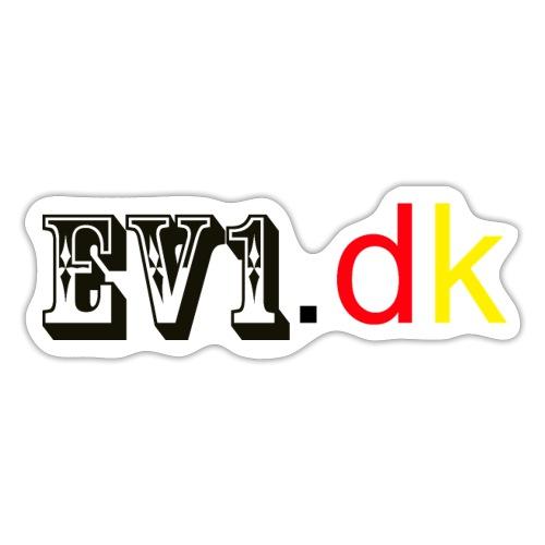 ev1 - Sticker
