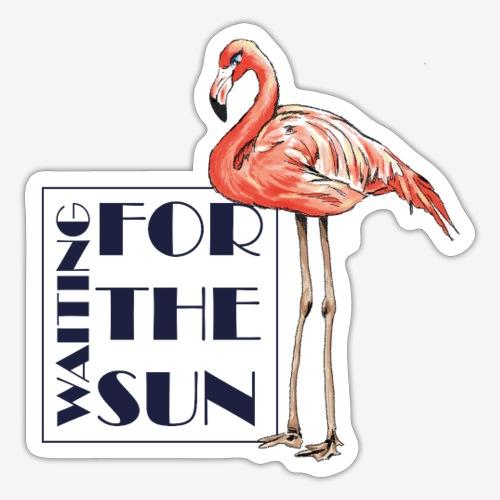 Flamingo - Sticker
