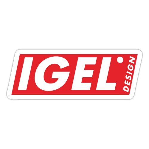 IGEL Design - Sticker