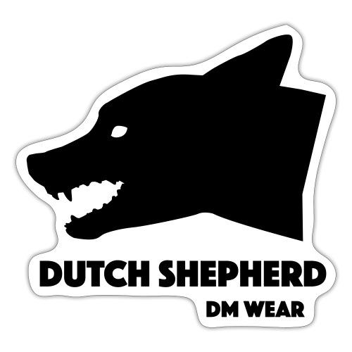 DM Wear Dutch Shepherd - Sticker