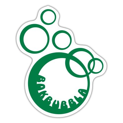 Bokbubbla - Klistermärke