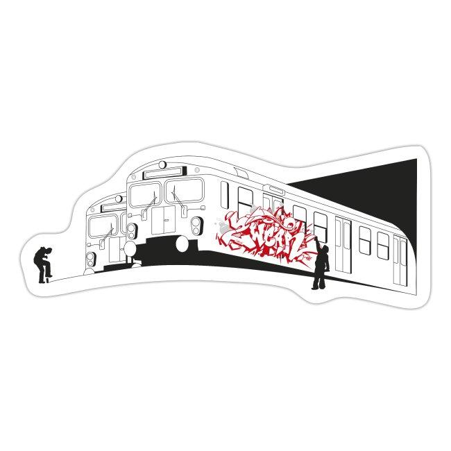 √ Graffiti Trains