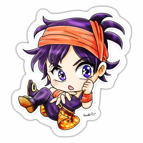 Narancia Ghirga - Sticker