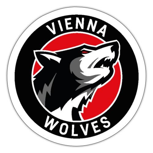 Wolves Logo 2019 - Sticker