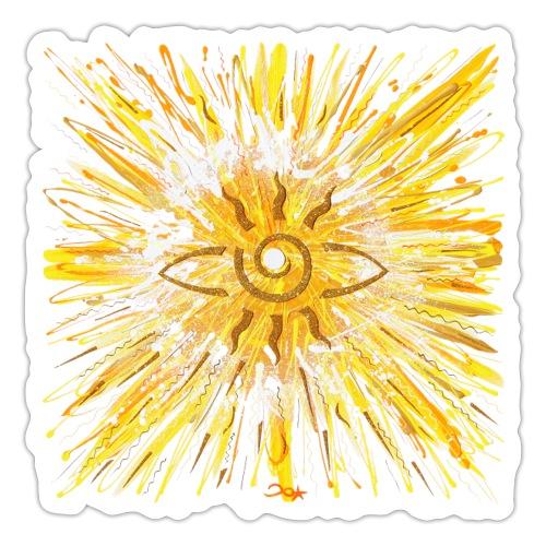 Sternentor der LichtKraft - Sonja Ariel von Staden - Sticker