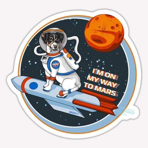 Astrodog - Sticker