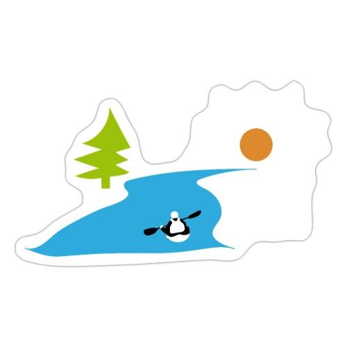 FASM - Kajakverein Design 2019 - Sticker