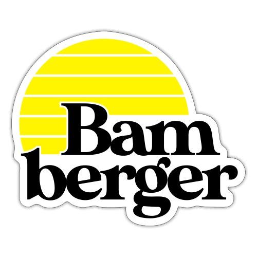 Echt Bamberger - Sticker