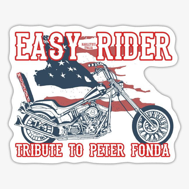 Easy Rider - A Tribute to Peter Fonda by Mescal