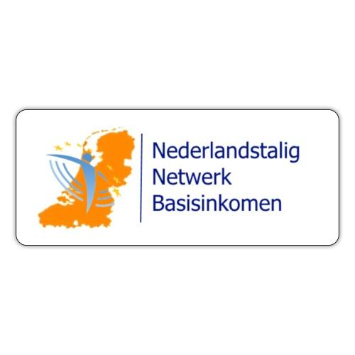 Nederlandstalig netwerk basisinkomen - Sticker