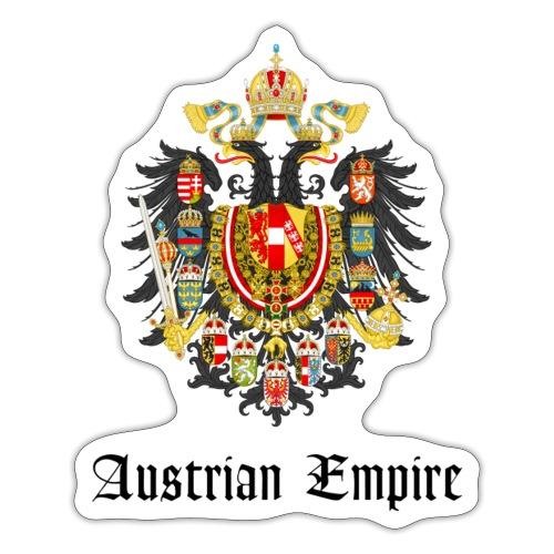 Austrian Eagle big - Sticker