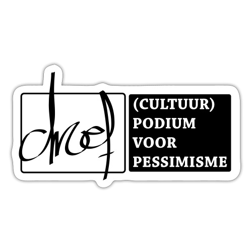 Droef Cultuurpodium - Sticker