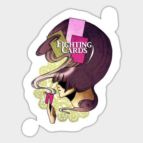 Fighting cards - Invocateur - Autocollant