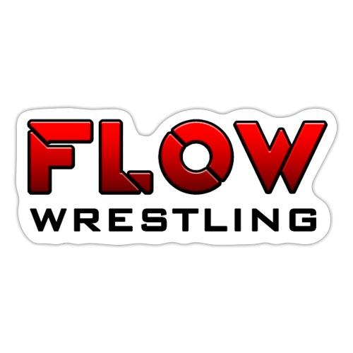FLOW Wrestling - Naklejka