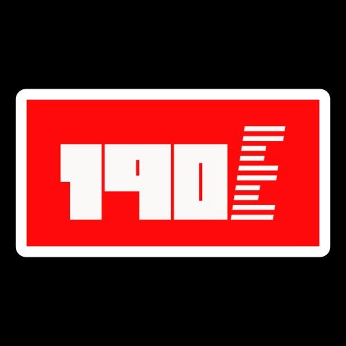 190e - Sticker