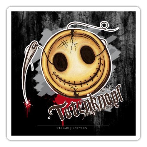 Poster Totenknopf - Sticker