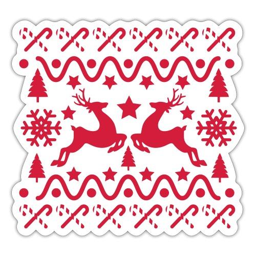 kerstmis - Sticker
