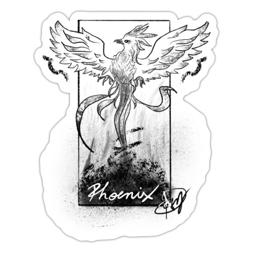 Fenice - Adesivo