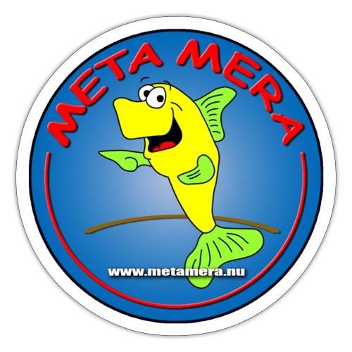 metamera_fish - Klistermärke