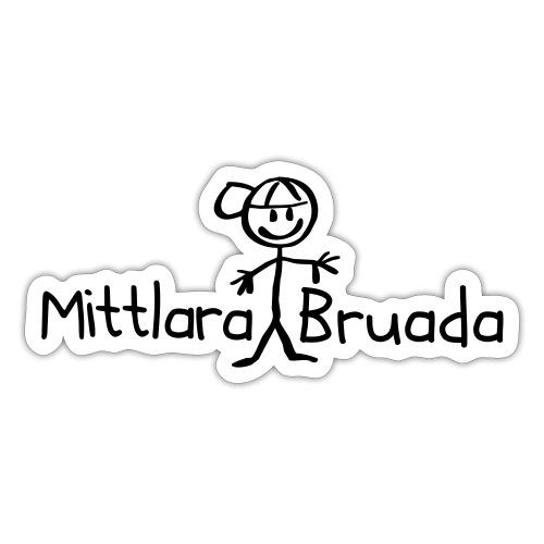 Vorschau: Mittlara Bruada - Sticker