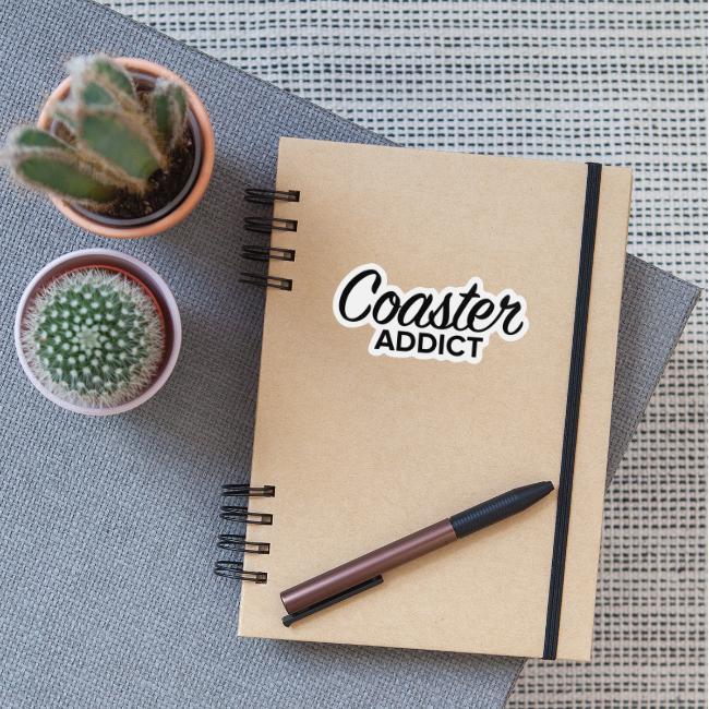 Addict Coaster