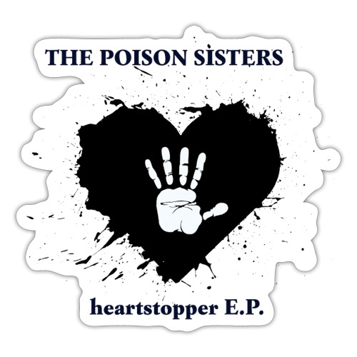 Heartstopper EP - Sticker