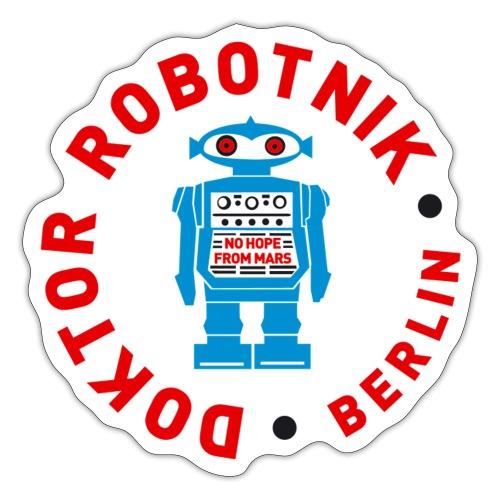 Doktor Robotnik Berlin - Sticker