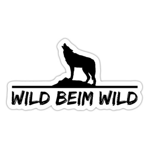 Wild beim Wild - Sticker