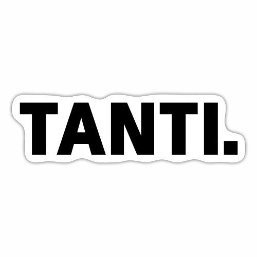 Tanti - Sticker