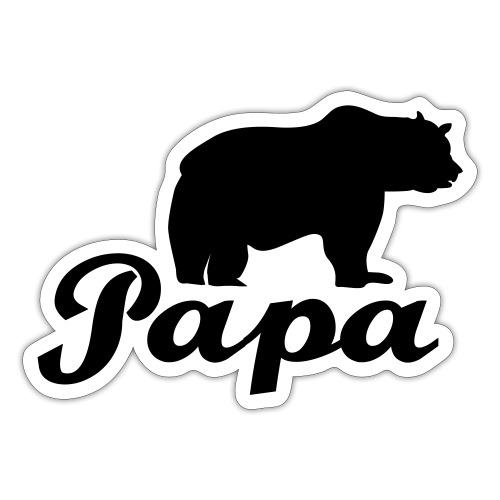 papa beer - Sticker