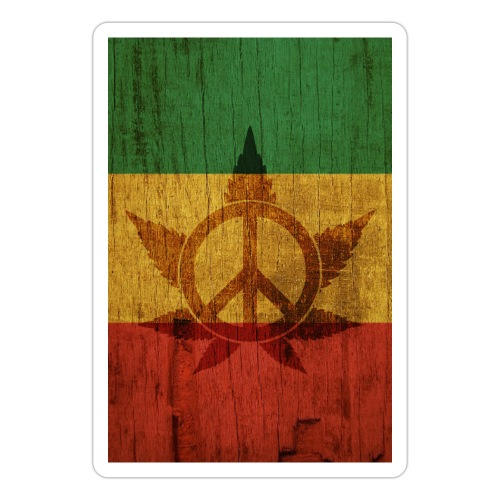 Peace Poster - Sticker