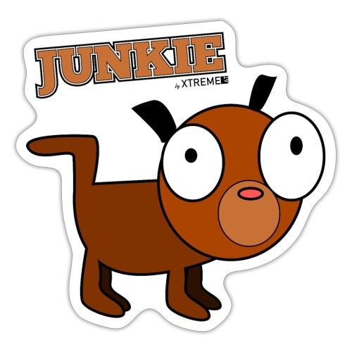 Junkie - Sticker