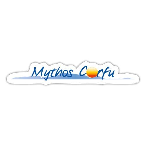 Mythos Corfu - groß - Sticker