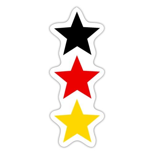3 Sterne Deutschland #1 - Sticker