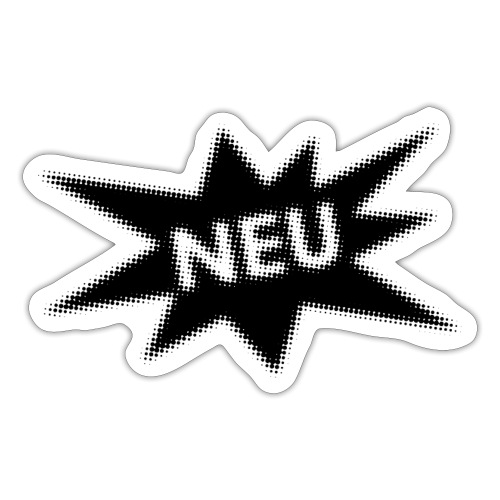 Neu - Sticker