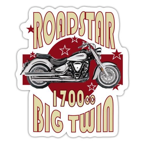Roadstar 1700 - Sticker
