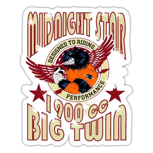 MidnightStar - Sticker