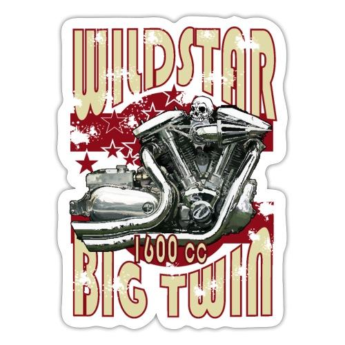 Wildstar Motor - Sticker