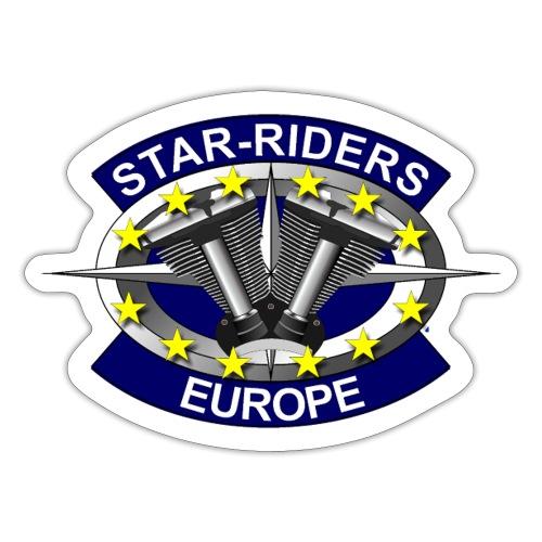 Star riders Europe - Sticker