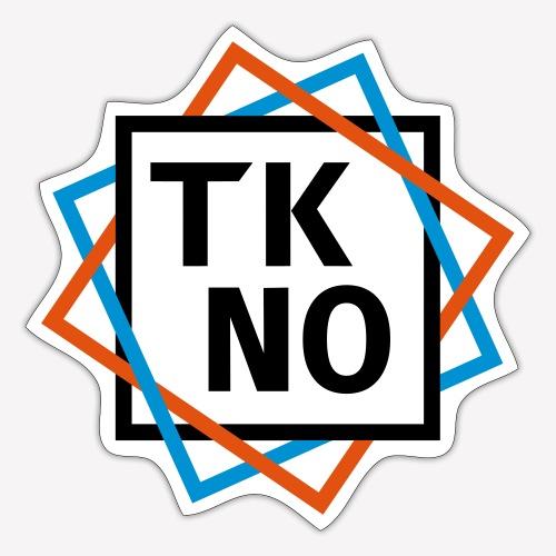 TKNO - Sticker