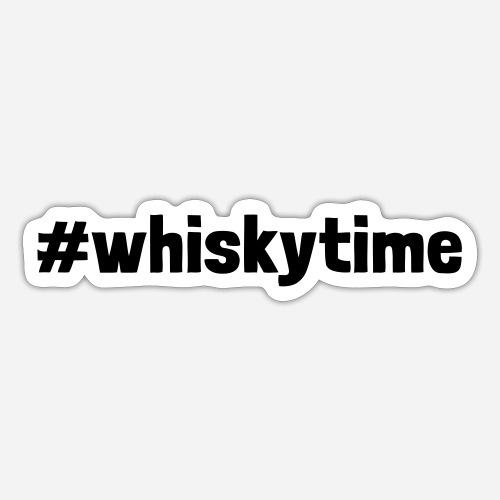 whiskytime   Whisky Time - Sticker